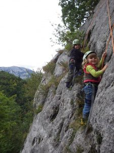 Escalade en Savoie