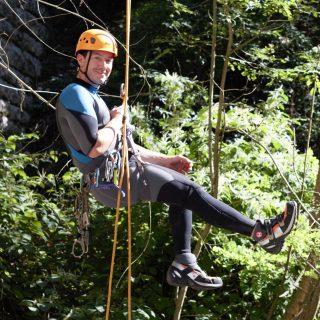 Pierre BE escalade/canyon